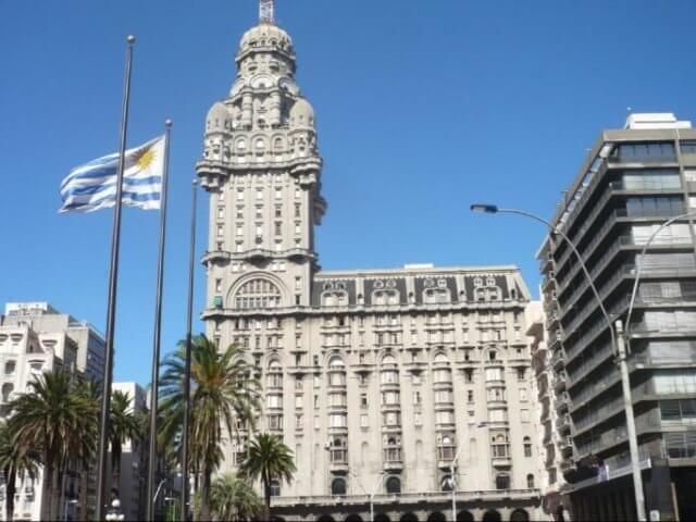 Palacio Salvo em Montevidéu