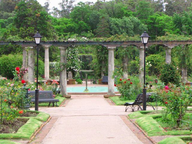 Parques em Montevidéu