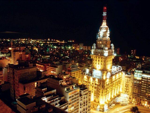 Montevidéu em novembro