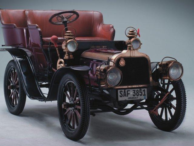 Museo del Automóvil Eduardo Iglesias em Montevidéu