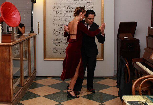 Museo del Tango em Montevidéu