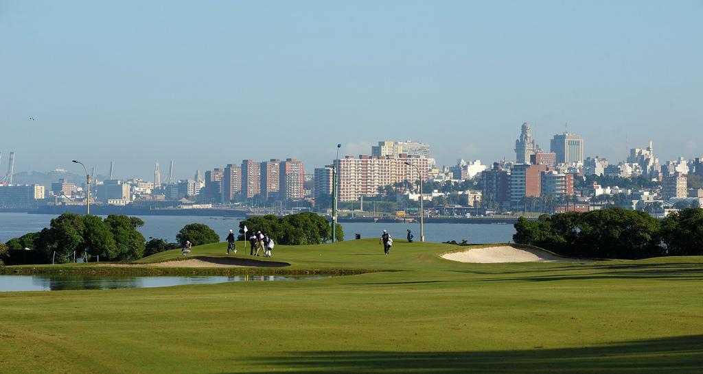 Campos de golfe em Montevidéu: Club de Golf del Uruguay