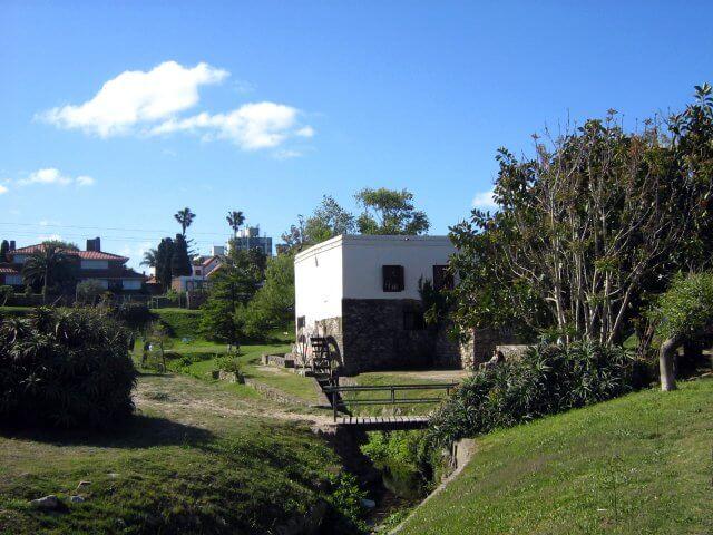 Parque Baroffio em Montevidéu: Molino de Pérez