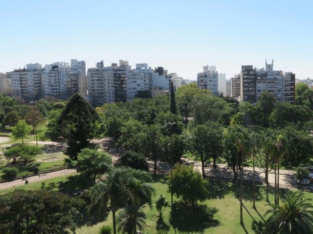 Parque Villa Biarritz em Montevidéu