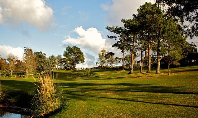 Campos de golfe em Punta del Este