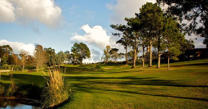 Campos de golfe em Punta del Este: Cantegril Country Club