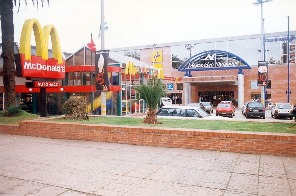 Montevideo Shopping em Montevidéu
