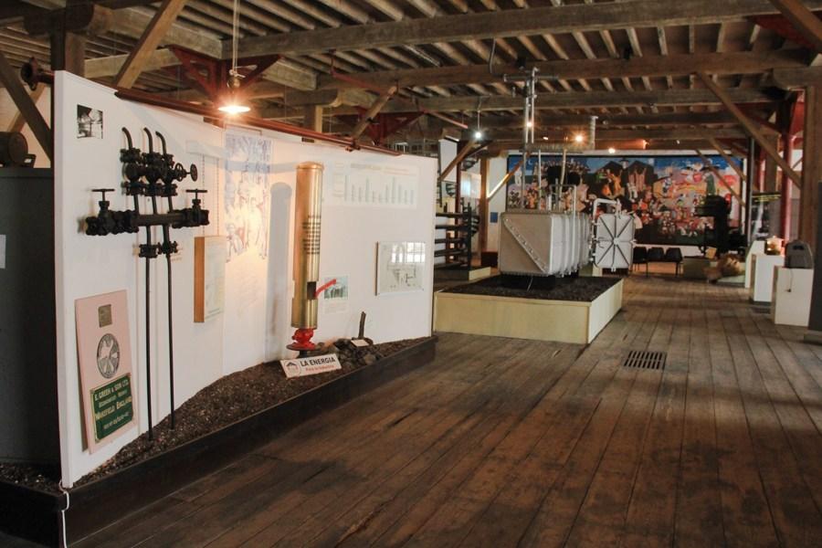 Museu da Revolução Industrial no Uruguai