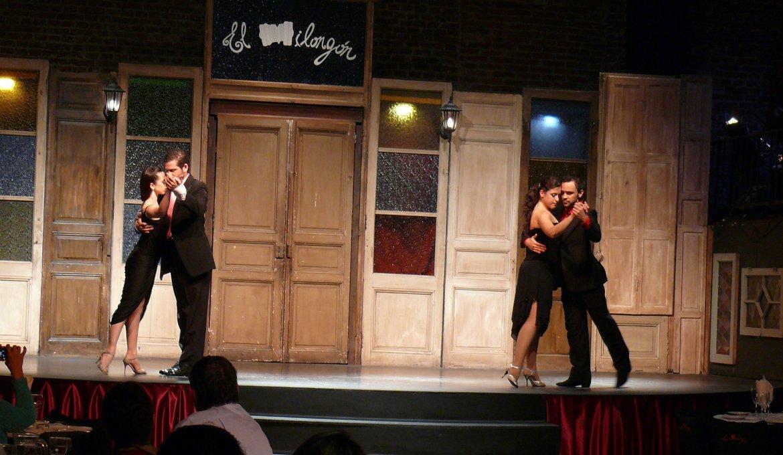Shows de tango em Montevidéu