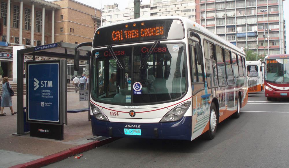 Transporte em Montevidéu