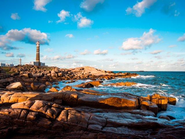 Cabo Polônio no Uruguai