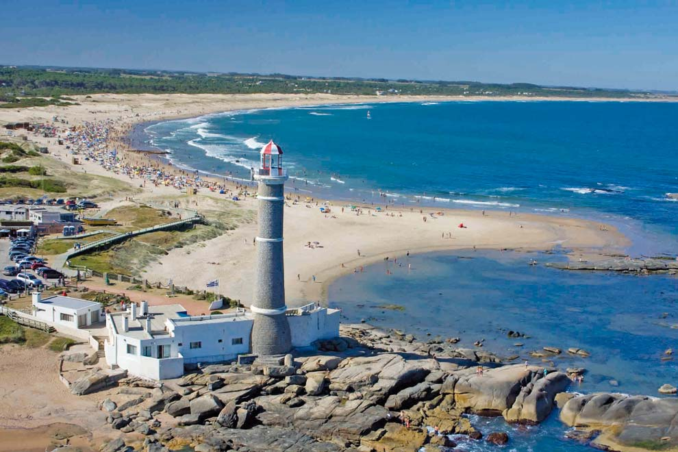 La Barra no Uruguai