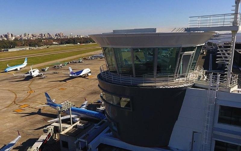 Aviões no Aeroporto de Punta del Este