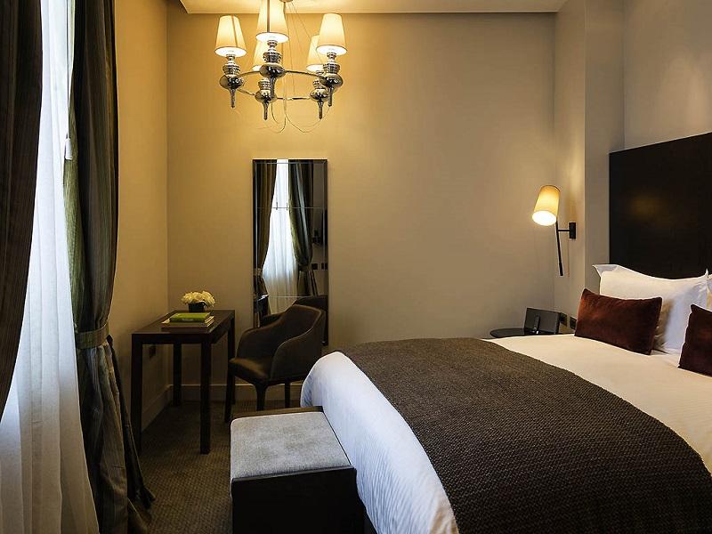 Quarto do Hotel Sofitel Montevideo Casino Carrasco & Spa em Montevidéu