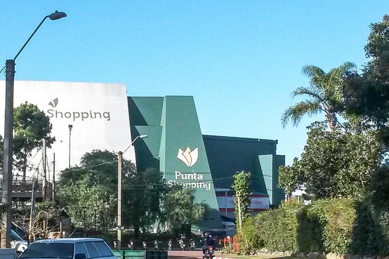 Punta Shopping em Punta del Este