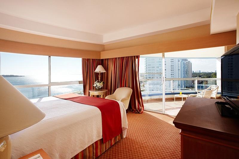 Quarto de hotel luxuoso em Punta del Este
