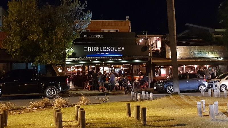Melhores bares no Uruguai: Burlesque