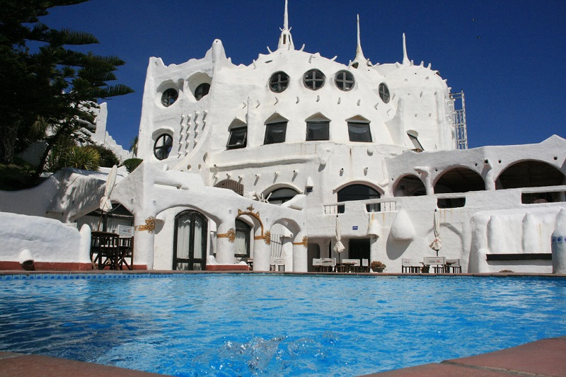 Principais pontos turísticos do Uruguai: Casapueblo