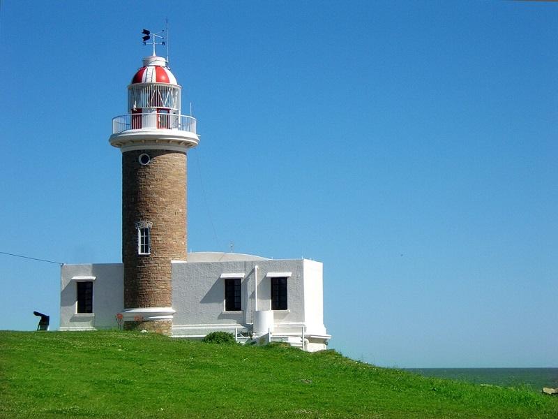 Pontos turísticos no Uruguai: Farol de Punta Carretas em Montevidéu