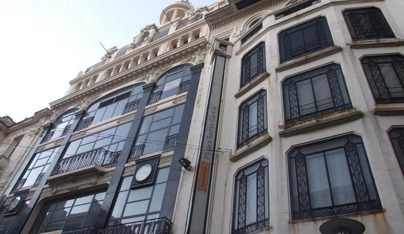 Melhores museus no Uruguai: Museo Torres García em Montevidéu