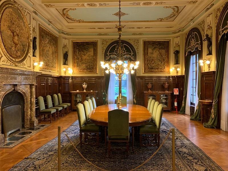 Melhores museus no Uruguai: Palácio Taranco em Montevidéu
