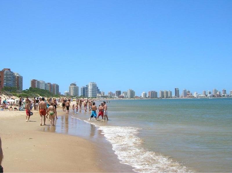O que fazer com crianças no Uruguai: Praias em Punta del Este