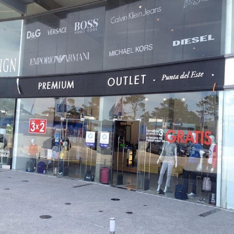 Melhores outlets no Uruguai: Premium Outlet Punta del Este