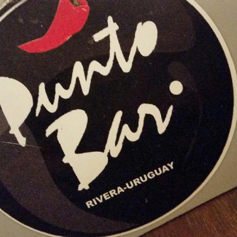 Melhores bares no Uruguai: Punto Bar