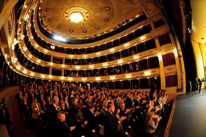Teatro Sólis em Montevidéu