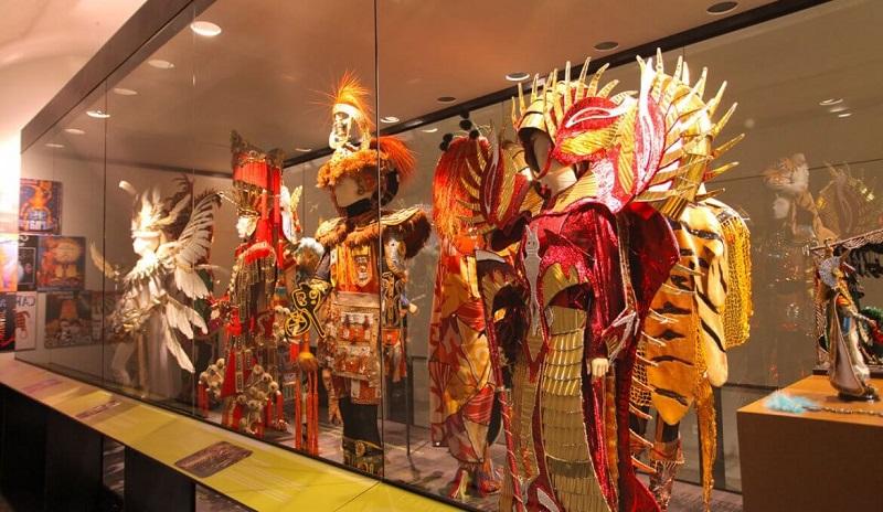 Melhores museus no Uruguai: Museo del Carnaval em Montevidéu