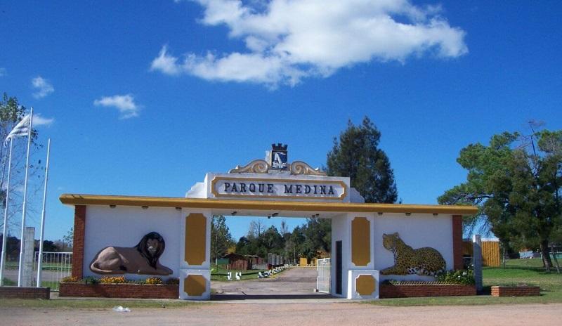 O que fazer com crianças no Uruguai: Zoo Parque Medina em San Carlos