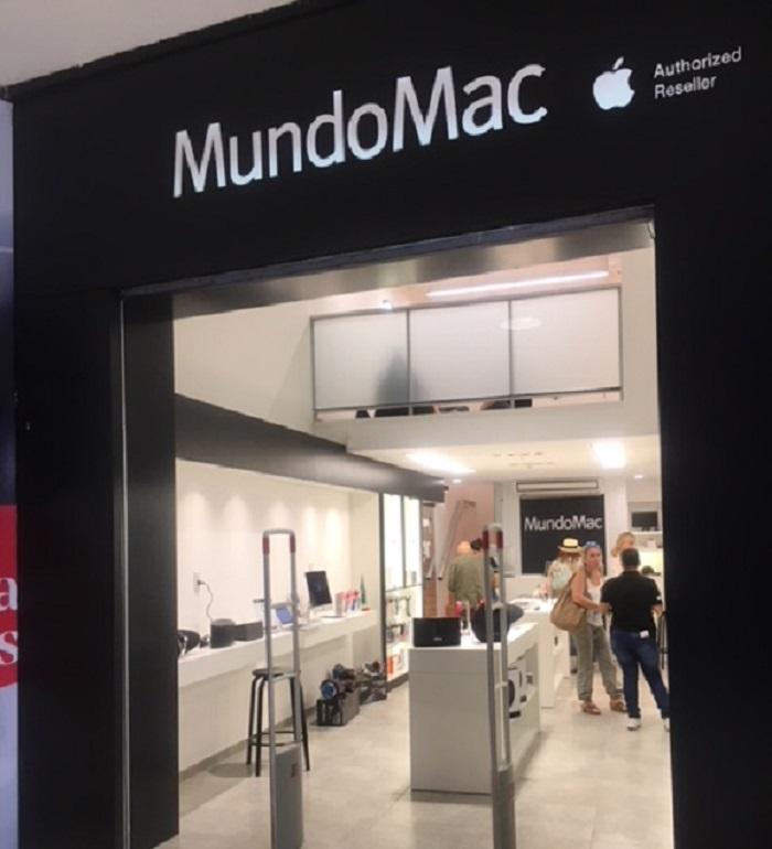 Punta Shopping para comprar produtos Apple em Punta del Este