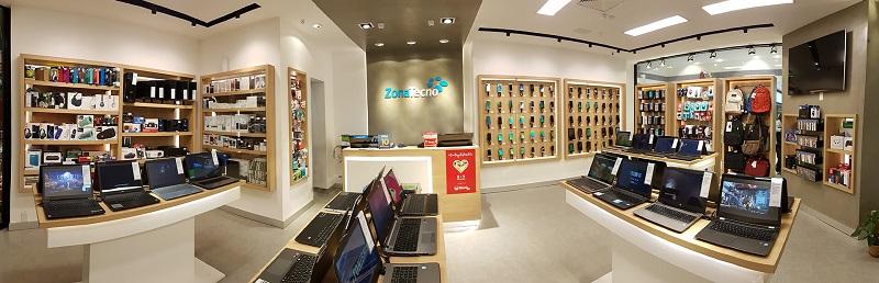 ZonaTecno no Montevideo Shopping