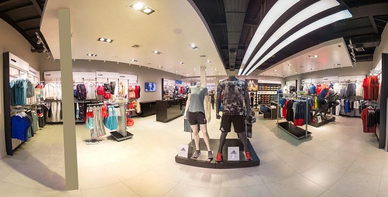 Comprar sapatos no Montevideo Shopping: Adidas