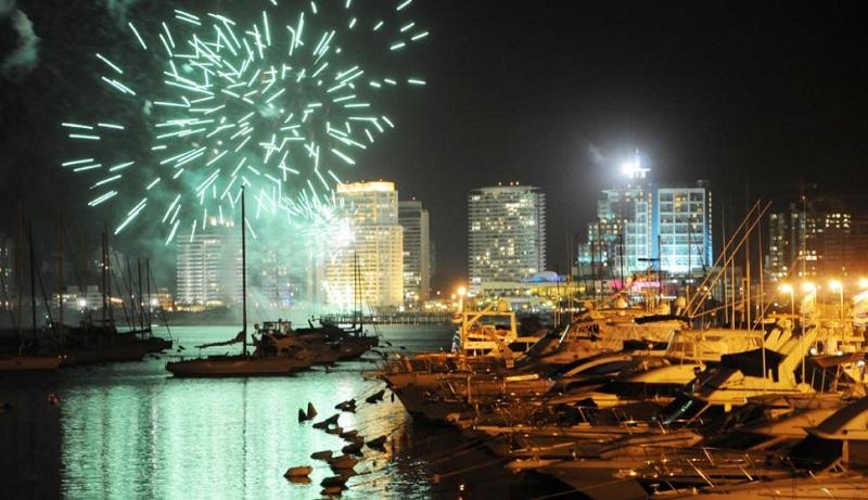 Ano Novo no Uruguai