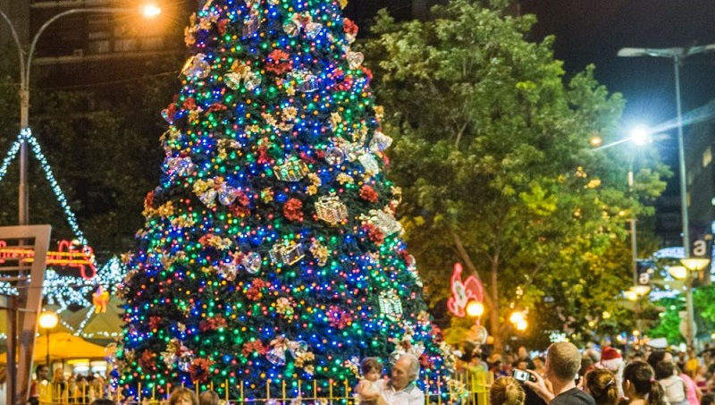 Tradições e costumes do Natal no Uruguai: Decoração