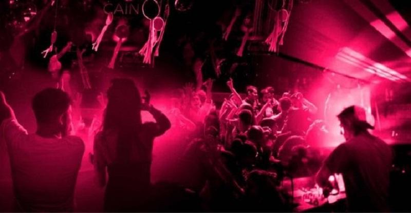 Balada LGBTI Cain Dance Club em Montevidéu