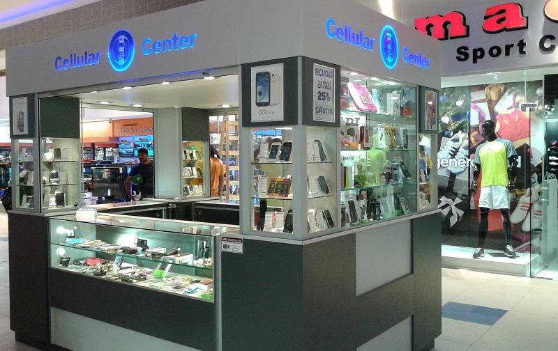 Comprar eletrônicos no Punta Shopping: Punta del Este