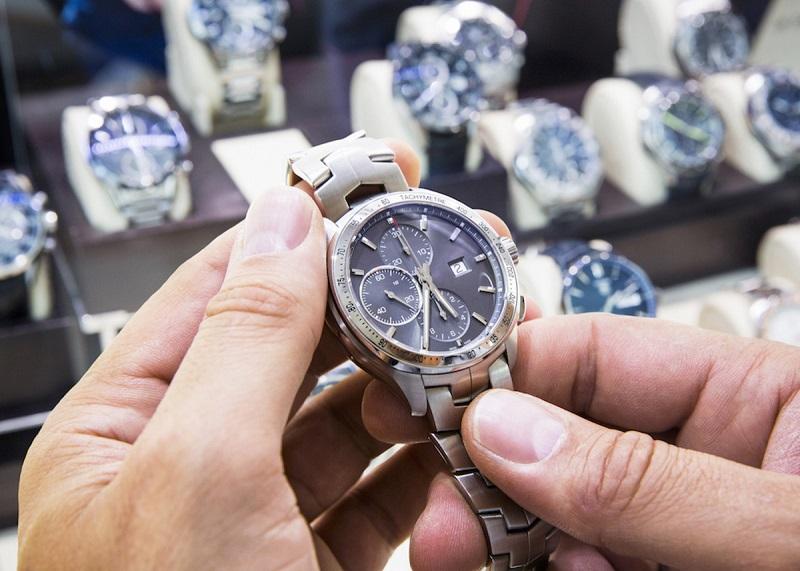 Onde comprar relógios no Uruguai