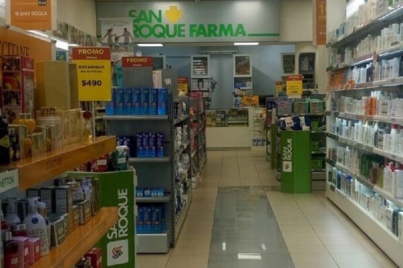 Comprar shampoo e condicionador nas farmácias San Roque em Punta del Este
