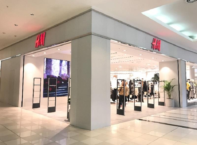 Comprar bolsas no Punta Carretas Shopping: H&M