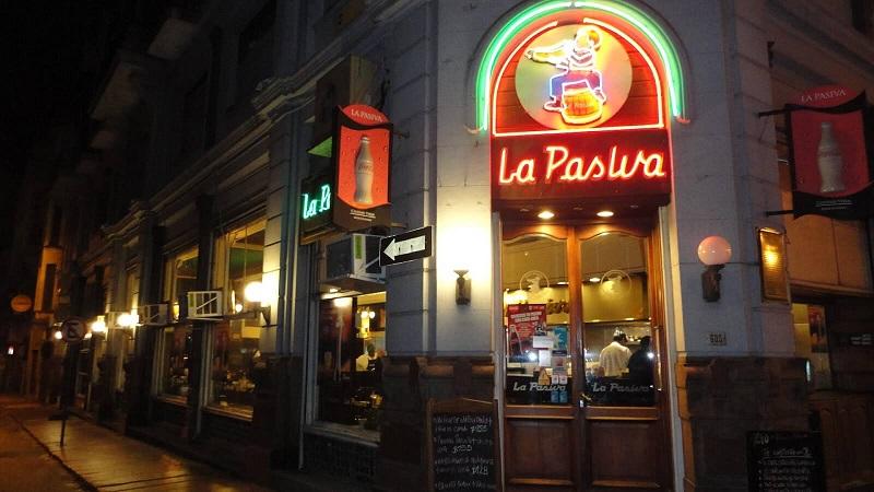 Restaurante LGBTI La Pasiva em Montevidéu