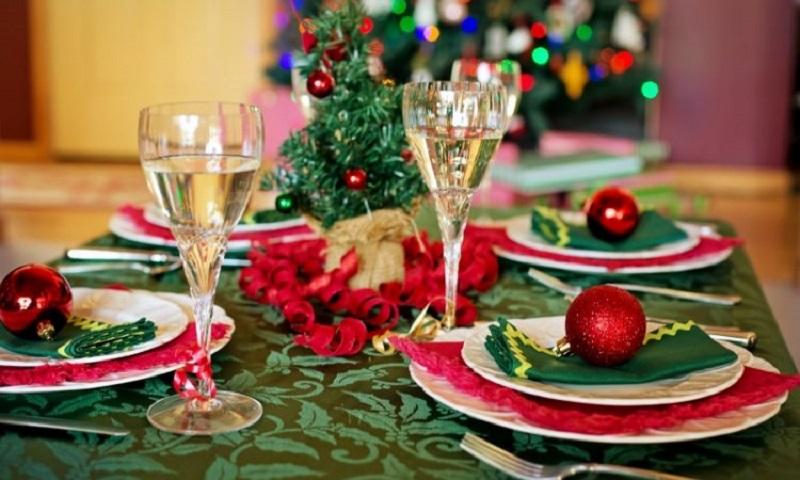 Tradições e costumes do Natal no Uruguai: Comidas e bebidas