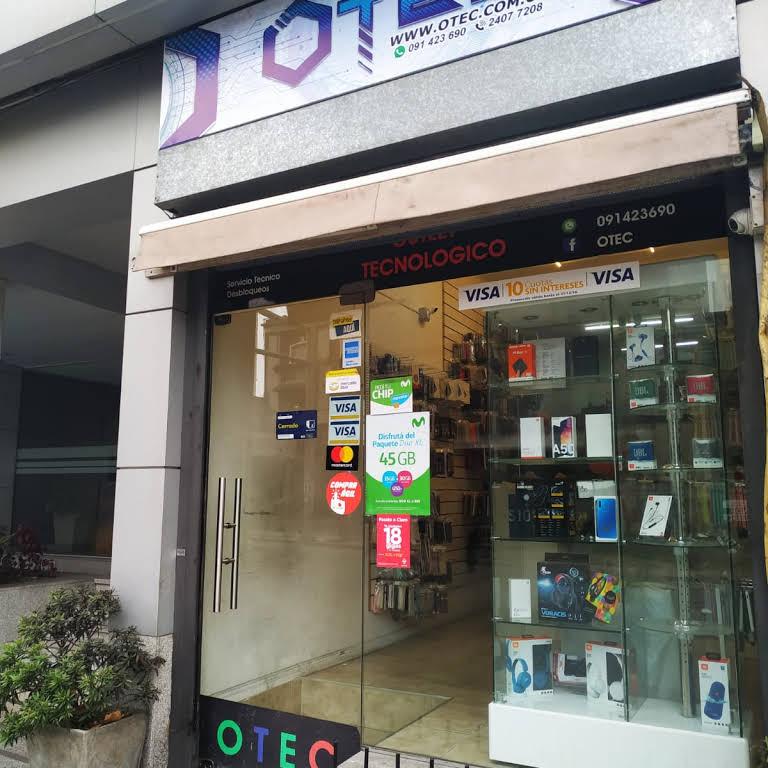 Comprar eletrônicos no Outlet OTEC: Montevidéu