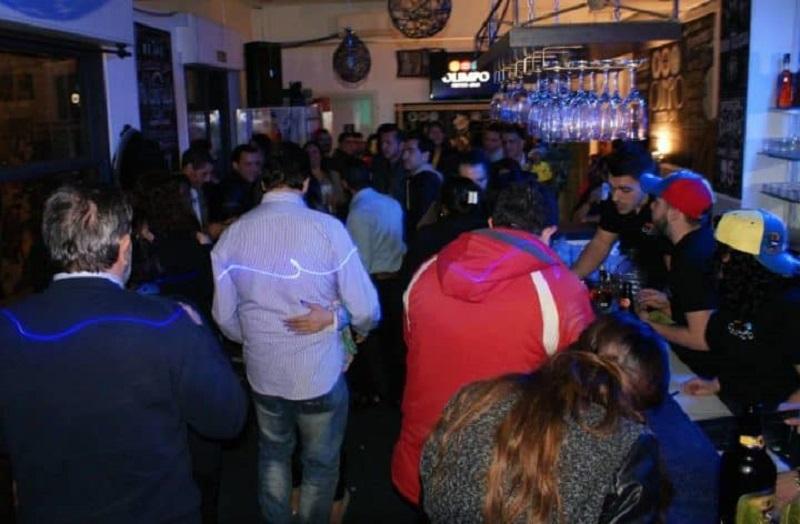 Bar LGBTI Pepito Bar em Montevidéu