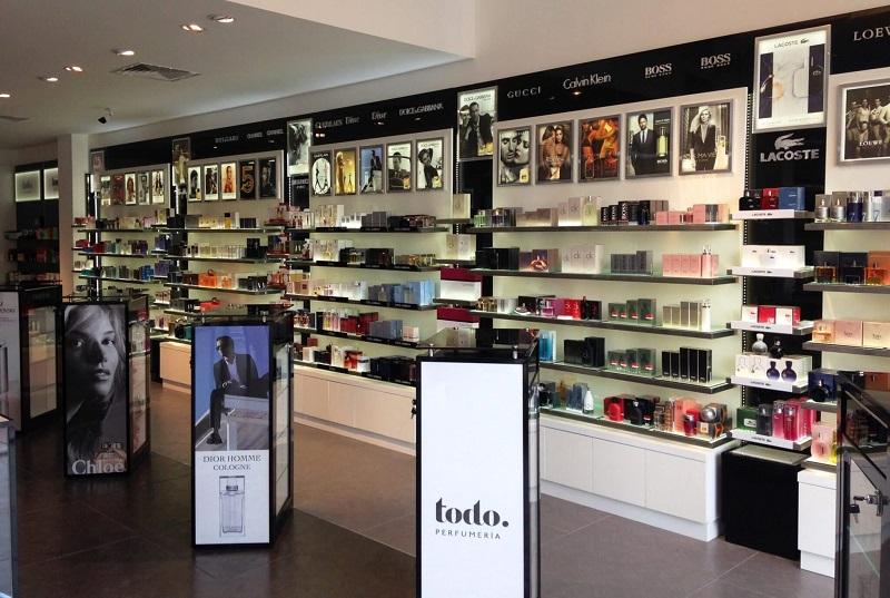 Comprar maquiagens nas perfumarias: em Montevidéu e Punta del Este