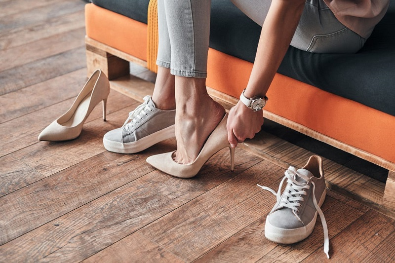 Onde comprar sapatos em Montevidéu