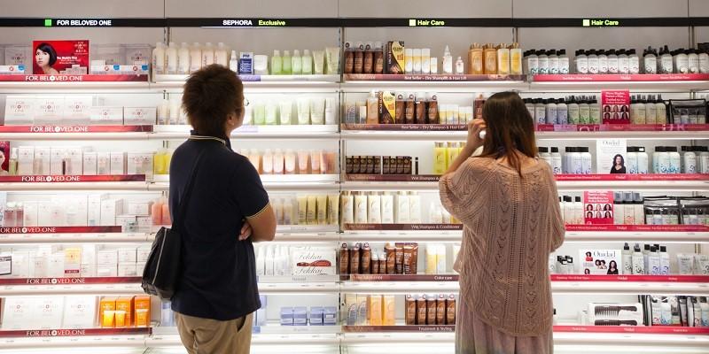 Onde comprar shampoo e condicionador em Montevidéu