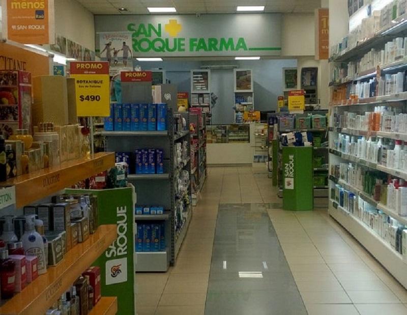 Comprar shampoo e condicionador no Montevideo Shopping: San RoqueFarma