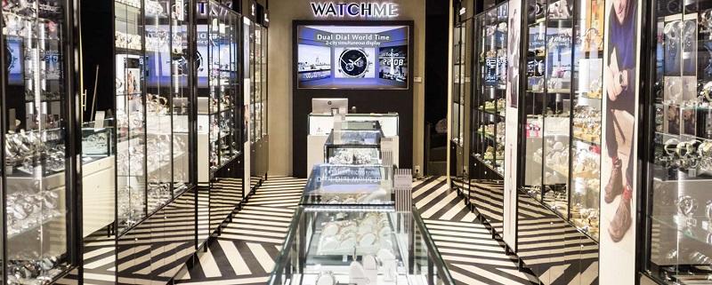 Comprar relógios no Montevideo Shopping: Montevidéu